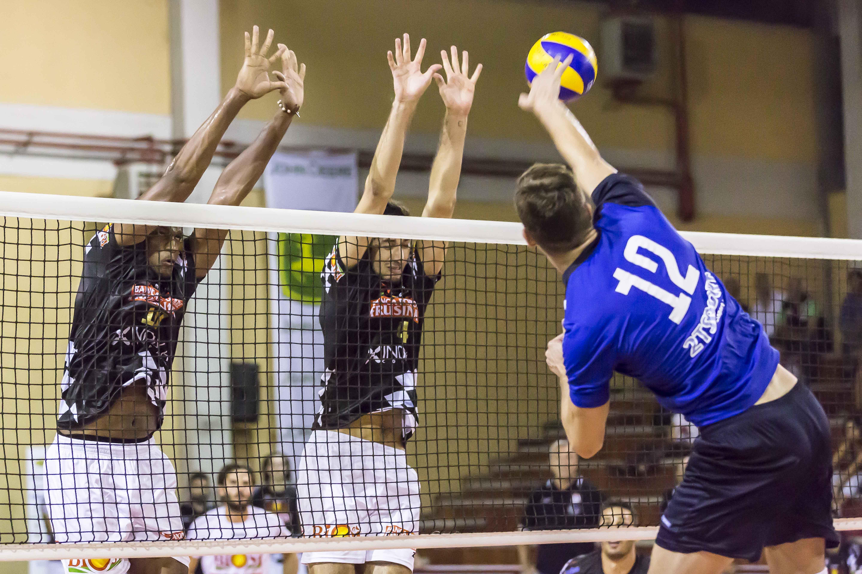 Tuscania Volley, Sartori, Ranalli e Rocchi completano il roster di A3