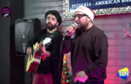 MAMMORAPPO E SIMONE GAMBERI IN ESCLUSIVA AL BAR A KANTO CHRISTMAS SHOW-VIDEO
