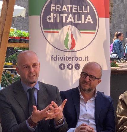 OGGI ALLE 17 A TARQUINIA FRATELLI D'ITALIA PRESENTA IL PORTALE EUROPEO DELLE ASSOCIAZIONI