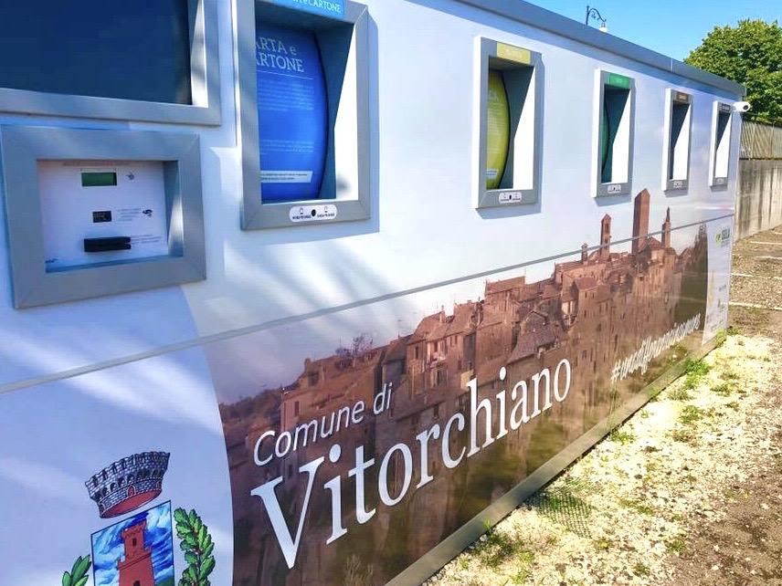 VITORCHIANO, ECO-ISOLA UTILIZZABILE TEMPORANEAMENTE ANCHE DAI RESIDENTI