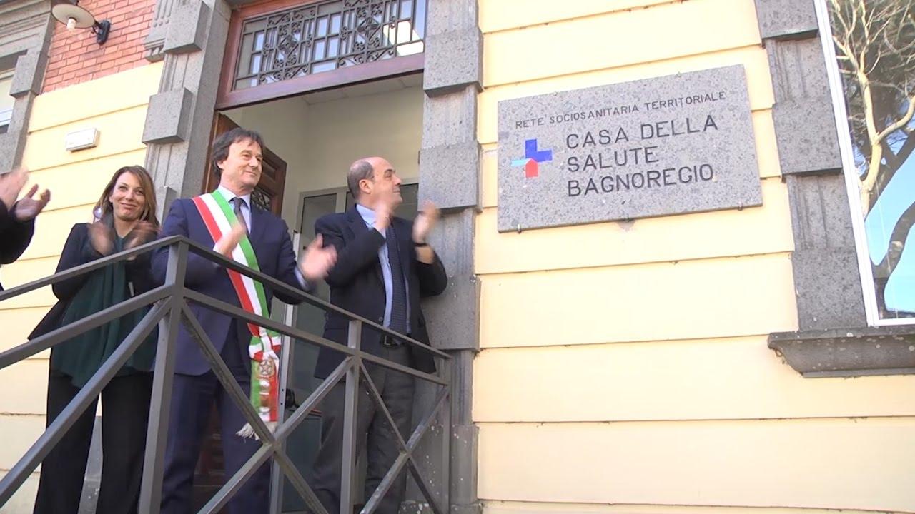 75 MILA PRESTAZIONI EFFETTUATE NEL 2019 DALLA CASA DI SALUTE DI BAGNOREGIO