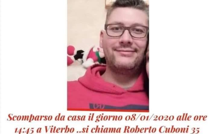 RITROVATO ROBERTO CUBONI +++FLASH+++