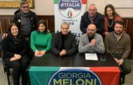 FRATELLI D'ITALIA CANDIDA SAN MARTINO AL CIMINO PATRIMONIO DELL'UNESCO