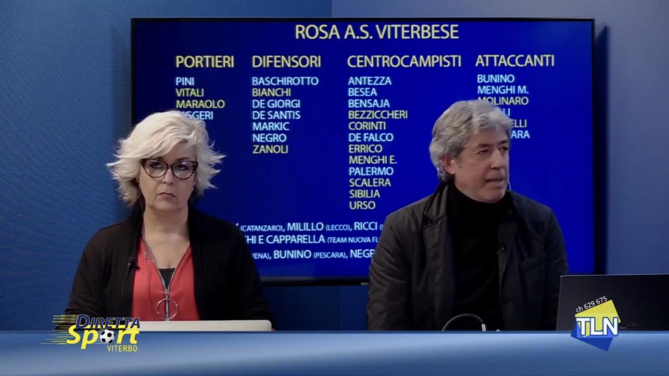 CHIUSO IL MERCATO DELLA VITERBESE CEDUTO IN EXTREMIS CULINA. PACILLI RIMANE FUORI ROSA
