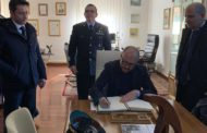 FRATELLI D'ITALIA  IN VISITA ALL'AVES