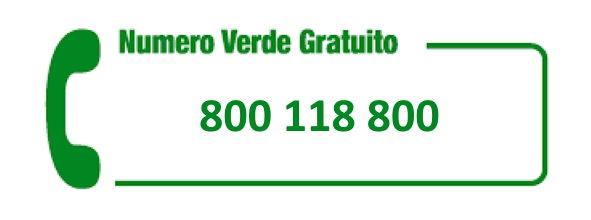 NUMERO VERDE CORONAVIRUS 800118800-REGIONE LAZIO, PARTE CAMPAGNA INFORMAZIONE