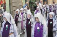 CORONAVIRUS, SOSPESE LE PROVE PER LA MISURAZIONE DEGLI ABITI DEL CORTEO STORICO DI SANTA ROSA