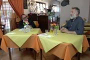 STASERA ORE 20,25 SARA' RAFFAELE ASCENZI, L'OSPITE DELL'ULTIMA PUNTATA DELLA STAGIONE DEL TALK SHOW DI MAURIZIO DONSANTI