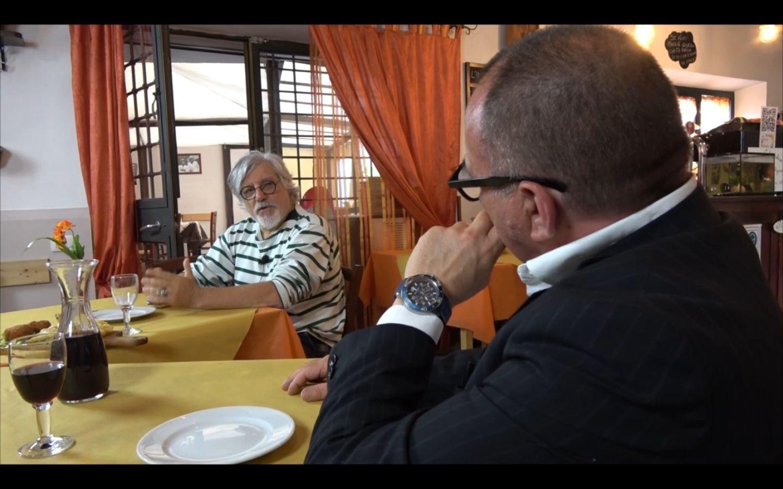 STASERA SU TLN ALLE 20,25 MAURIZIO DONSANTI INCONTRA L'ATTORE E REGISTA, PIER MARIA CECCHINI