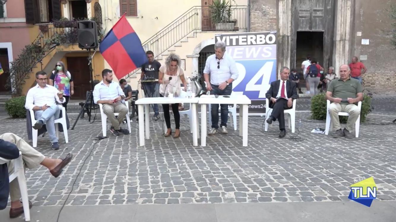 DALLE 11 IN DIRETTA SU TELELAZIONORD, LO SPOGLIO DELLE ELEZIONI DI CIVITA CASTELLANA