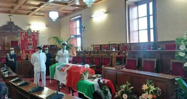 FUSCO: AURELIO VISALLI ESEMPIO DI CORAGGIO E GENEROSITA'