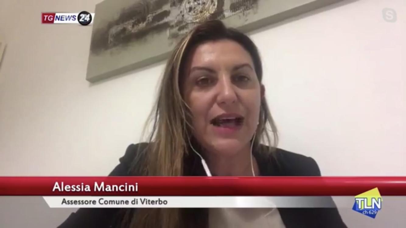 ALESSIA MANCINI: