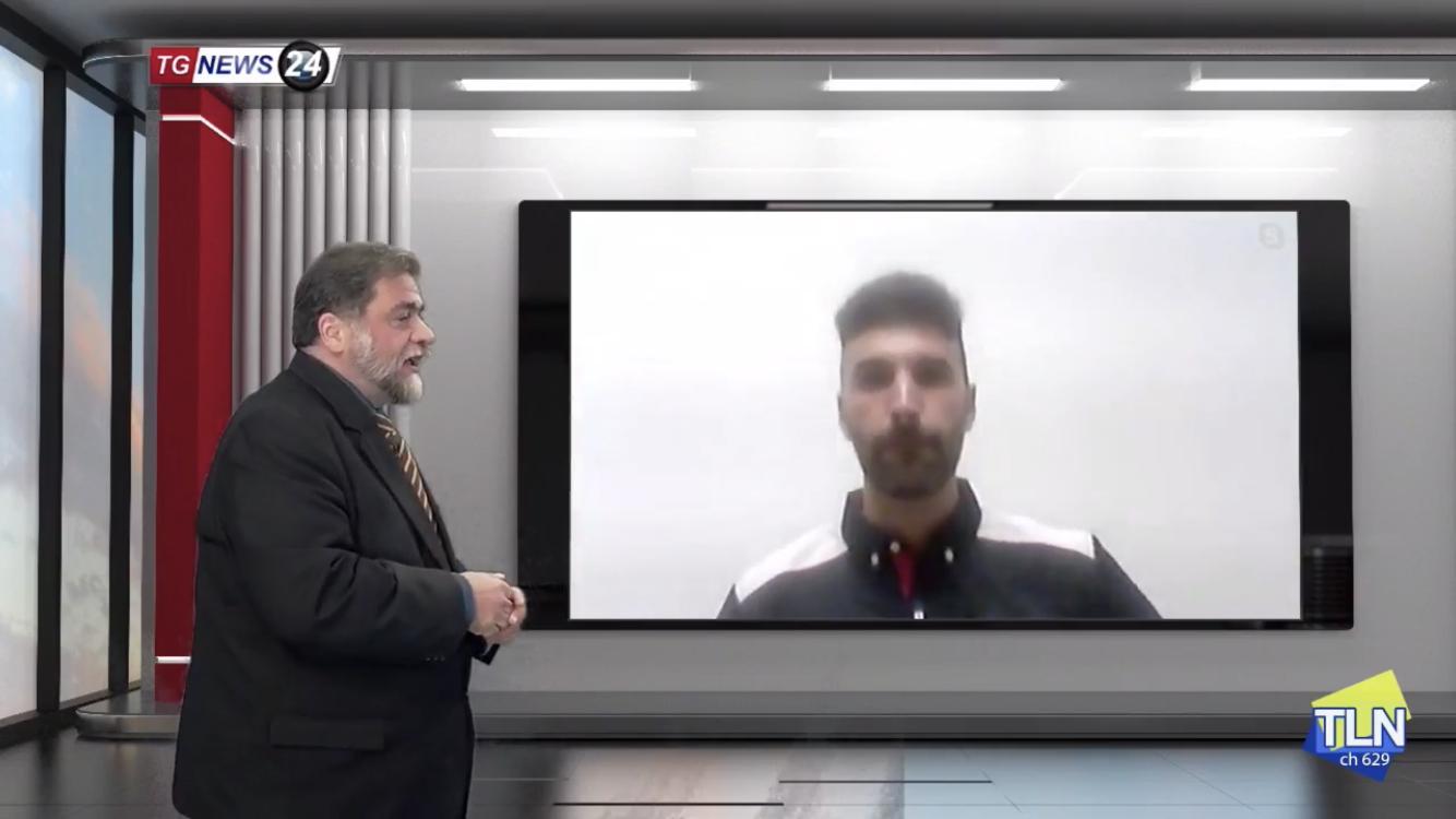 video- INTERVISTA A DAVIDE ZACCAGNINI, CAMPIONE DI MOTOCICLISMO