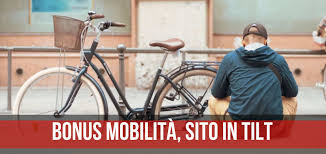 IN TILT IL SITO INTERNET DEL MINISTERO PER CHIEDERE IL BONUS MOBILITA'-video
