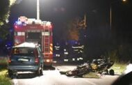 UN MORTO E 4 FERITI IN UN INCIDENTE SULLA UMBRO-CASENTINESE-video