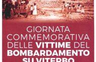 DOMANI VITERBO RICORDA TUTTE LE VITTIME DEI BOMBARDAMENTI SULLA CITTA'