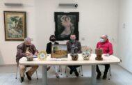 CIVITA CASTELLANA, IL MUSEO CERAMICO RICEVE DUE DONAZIONI DA PRIVATI