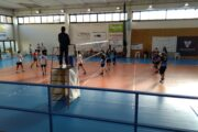 LA VOLLEY LIFE VITERBO  UNDER 17 VINCE DI NUOVO CONTRO IL LADISPOLI