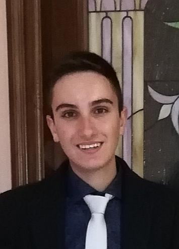 MATTEO VENANZI, DELL'ISTITUTO CARDARELLI DI TUSCANIA, SECONDO AL