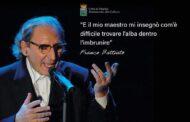VITERBO, OGGI MUSICA DI FRANCO BATTIATO DIFFUSA IN PIAZZA DELLE ERBE