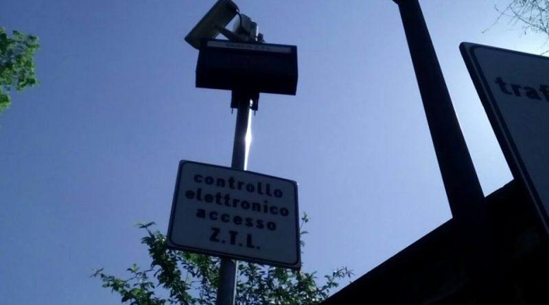 ZTL CENTRO STORICO (CS), DALL'11 MAGGIO LA RIATTIVAZIONE DEI VARCHI