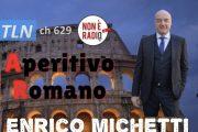 STASERA ALLE 21 INTERVISTA AL CANDIDATO SINDACO DI ROMA ENRICO MICHETTI. UNA ESCLUSIVA TELELAZIONORD- NON È LA RADIO
