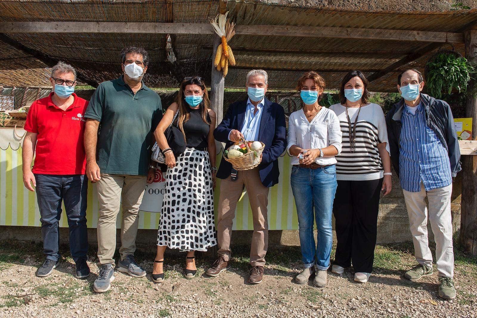 VITERBO, RIPARTE IL MERCATO DELLA TERRA DI SLOW FOOD AL PARCO AGRICOLO AGRILAND IN STRADA PONTE SODO