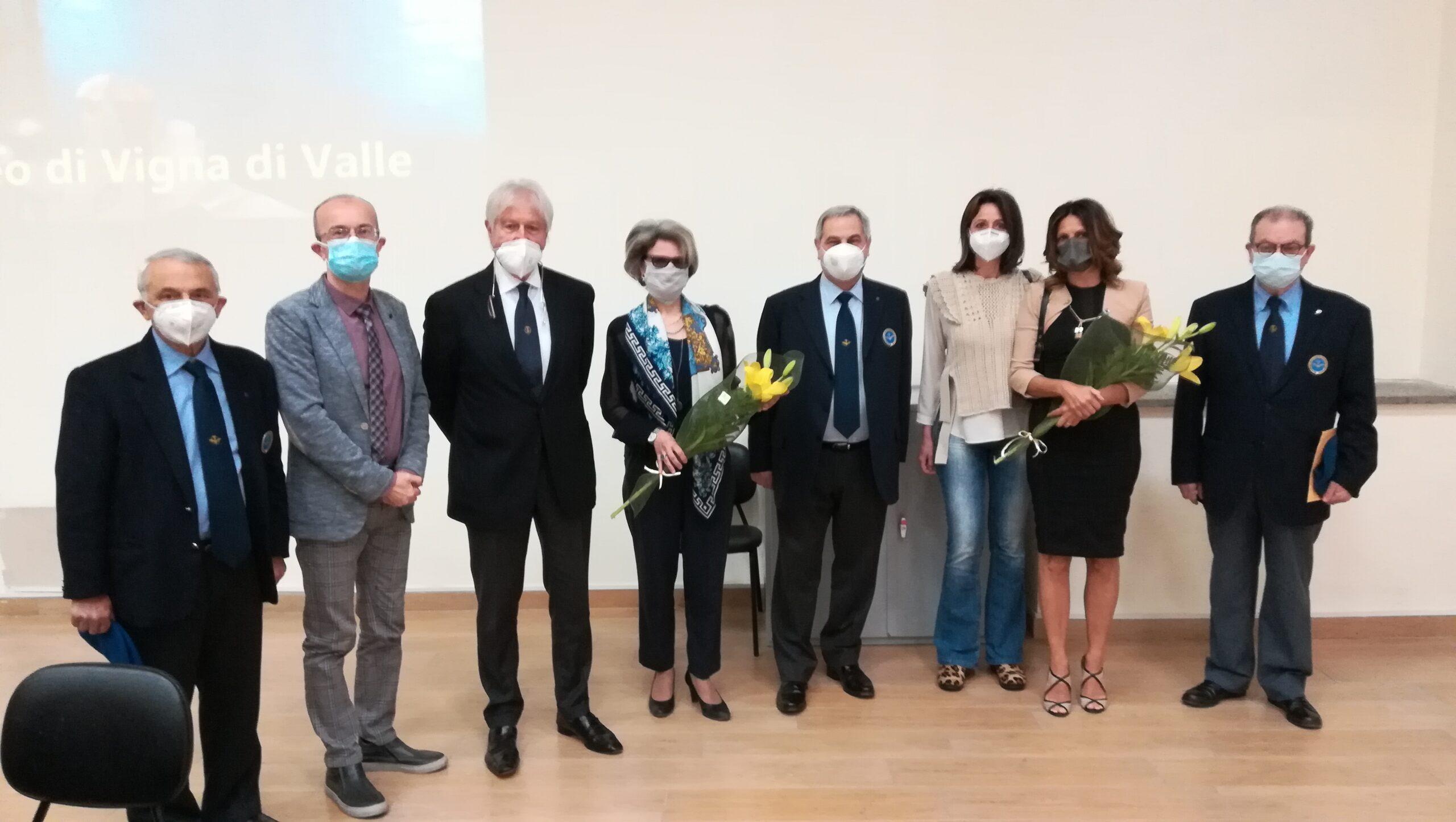 CONSEGNATE LE BORSE DI STUDIO ANAE AGLI STUDENTI DEL DA VINCI DI VITERBO
