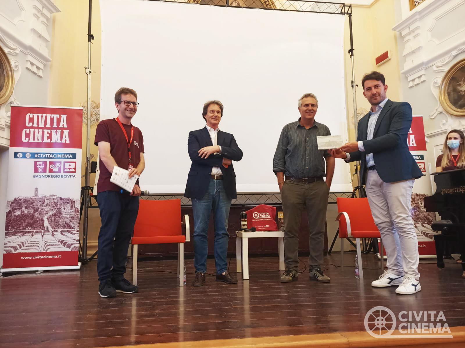 RIPARTE ALLA GRANDE IL CIVITA CINEMA 2021