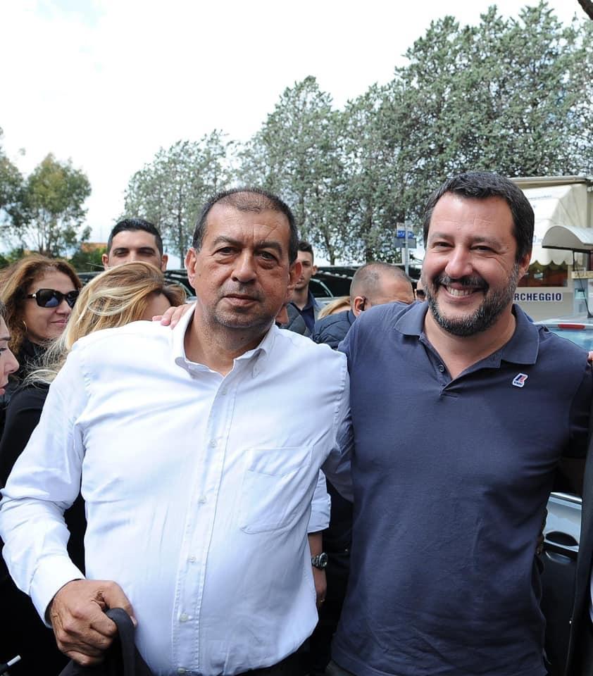 LA LEGA PROSEGUE LA CAMPAGNA REFERENDARIA IN TUTTA LA TUSCIA. DOMENICA ATTESO MATTEO SALVINI A TARQUINIA