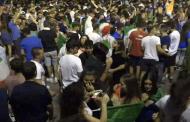 video- ITALIA CAMPIONE D'EUROPA. I FESTEGGIAMENTI AL SACRARIO