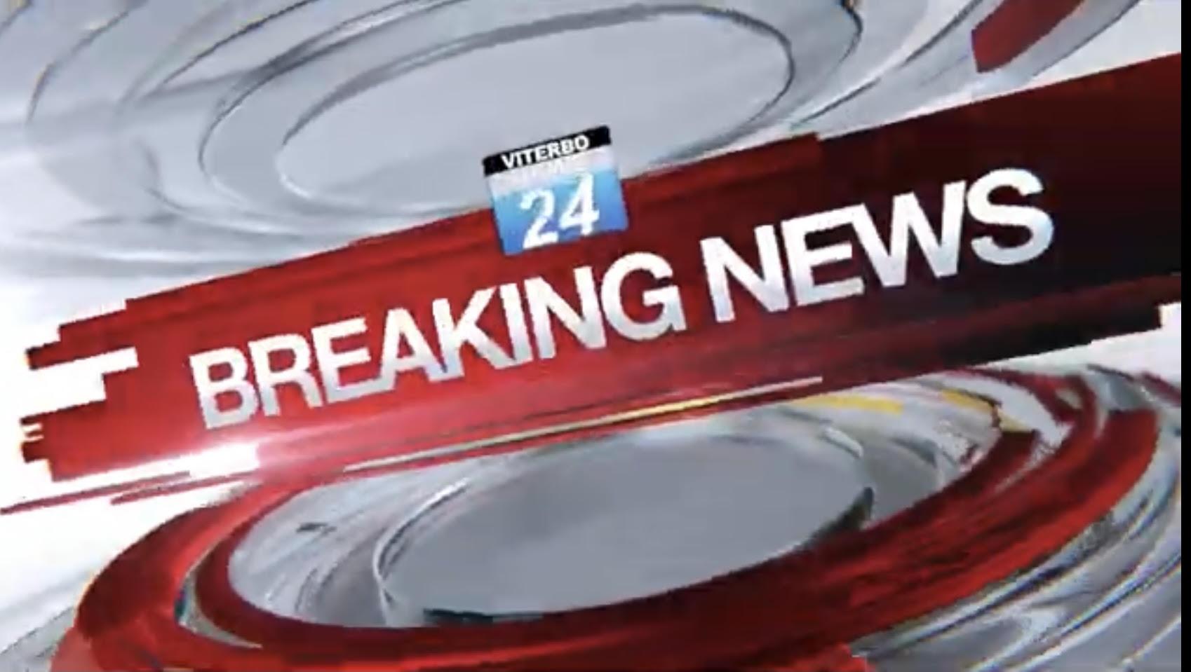 DA OGGI SU TLN E VITERBONEWS24 TORNANO LE BREAKING NEWS 24 A PARTIRE DALLE 19,30